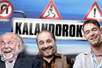 The Adventurers : road-movie en Transylvanie