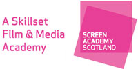 Screen Academy Scotland, A Skillset Film & Media Academy