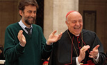 In France Nanni Moretti's Pope beats the Caiman