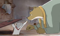 Ernest and Célestine invent a better world