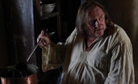 Gérard Depardieu será el tonto del pueblo en Ipu - Convicted to Live