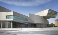 The Business Street crece y se muda al museo de arte contemporáneo Maxxi