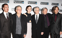 L'équipe de A Dangerous Method