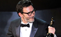 The Artist, Hugo share Oscar spoils