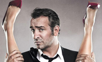 The Players: Jean Dujardin dares