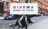Three weeks of Italian cinema for London