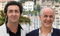 La grande bellezza is Sorrentino's new film with Toni Servillo