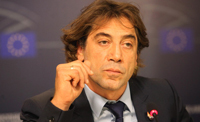 Javier Bardem takes Sons of the Clouds to the European Parliament