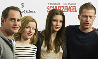 "Schweiger's ""guardian angel"" prepares for its debut"