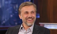 Christoph Waltz genio dell'informatica per Terry Gilliam