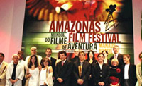 Ken Loach, Mads Matthiesen, and Lorraine Levy compete at the 9th Amazonas Film Festival
