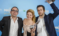 Triumph for Our Children at the 3rd Magritte Film Awards