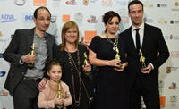 Everybody in Our Family es la gran triunfadora de los premios del cine rumano