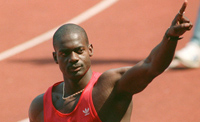 L'ex atleta Ben Johnson in un film finlandese/croato