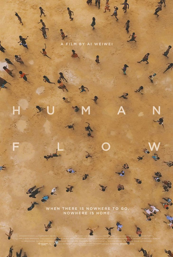 Human Flow: Images to shame the world