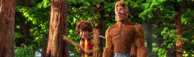 Bigfoot Family - by Ben Stassen, Jérémie Degruson - Ben Stassen and Jérémie Degruson offer up a slice of slickly directed family entertainment set against a backdrop of urgent environmental issues, celebrity culture and high-octane chases