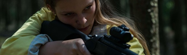 Eastern - by Piotr Adamski - Girls with guns are rebels with a cause in Piotr Adamski's feature debut – and that cause is simply to stay alive